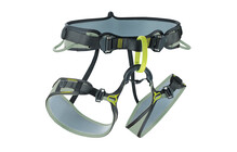 Edelrid Duke baudrier L gris/noir